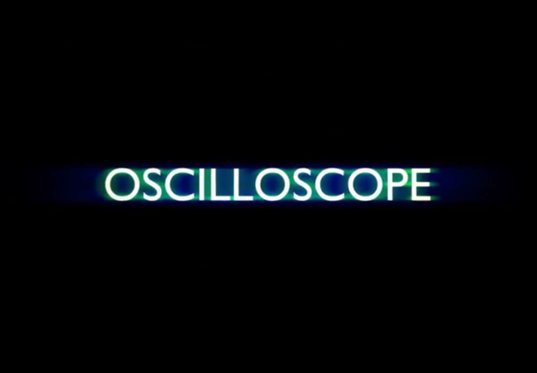 Oscilloscope ident